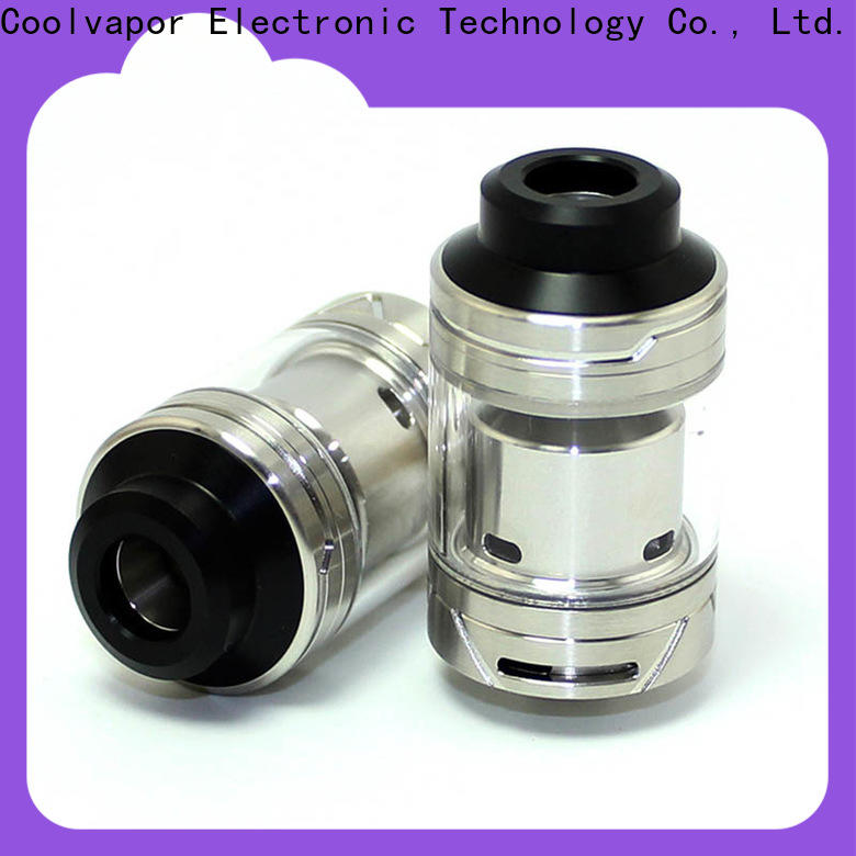 Coolvapor High-quality best 4 post rda supply for smokers