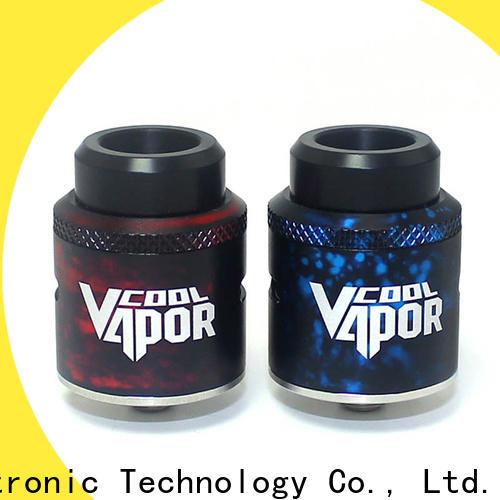 Latest top rda coolvapor company for regular juice