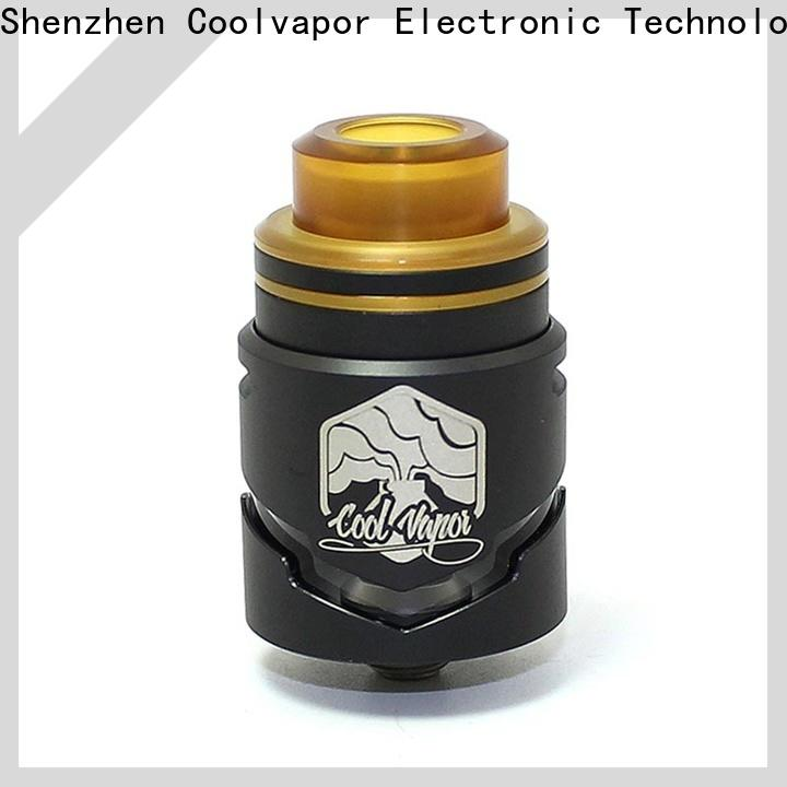 Coolvapor Latest 4 post rda factory for quitters