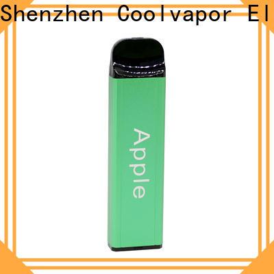Coolvapor grape coolvapor disposable pods factory for regular juice