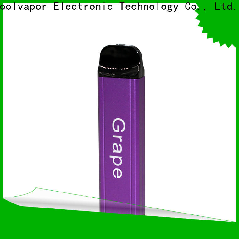Coolvapor High-quality coolvapor disposable pods factory for clouds
