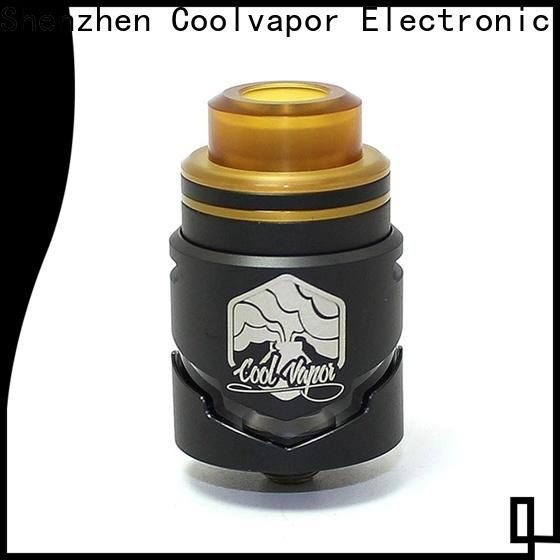 Coolvapor Custom Coolvapor RTA for business for quitters