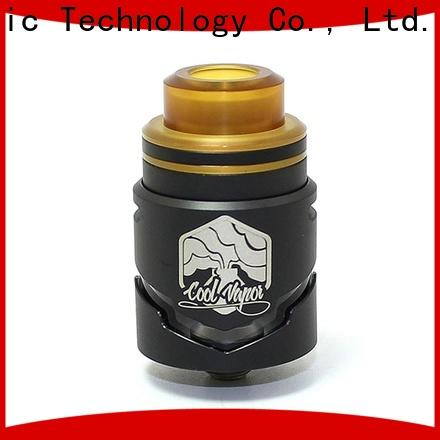 Coolvapor cavalry best rta tank factory for flavor