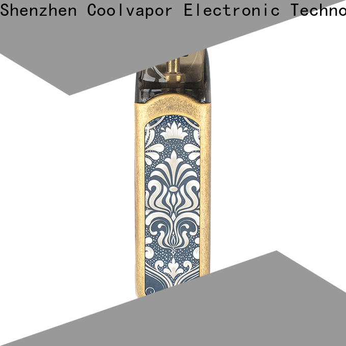 Coolvapor classic pod system factory for regular juice