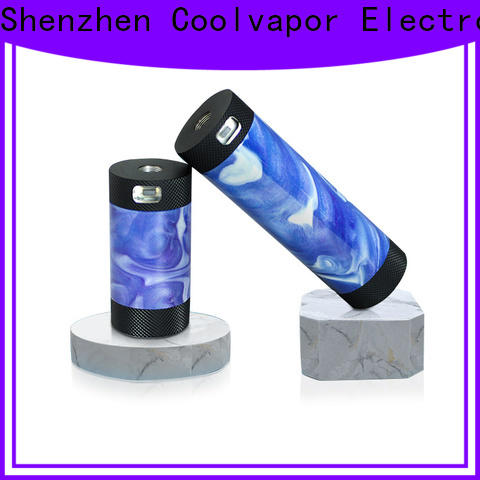 Coolvapor New ecig box mod factory for clouds