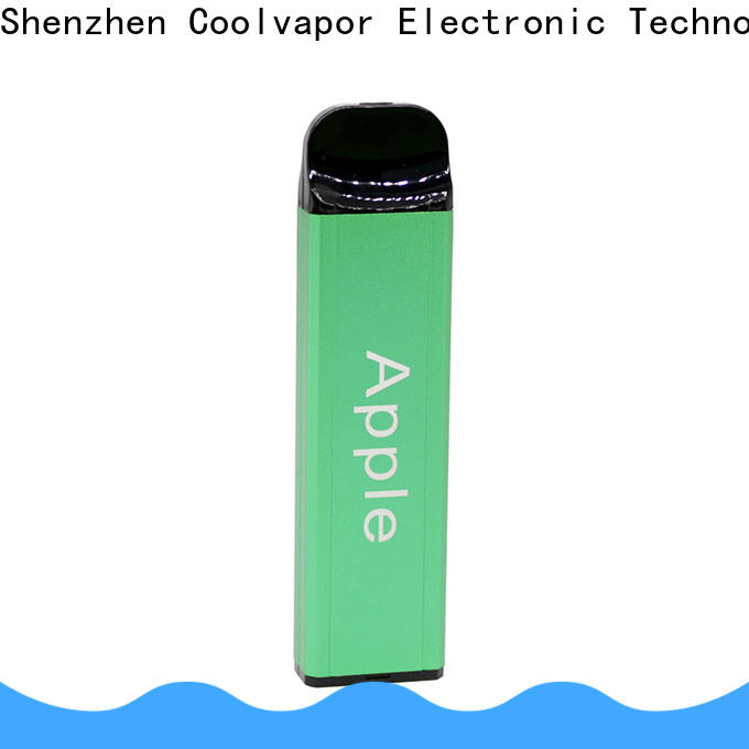 Coolvapor New box pod company for clouds