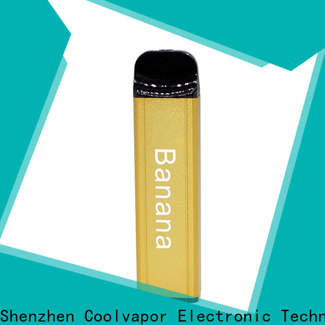 Wholesale coolvapor disposable pods watermelon manufacturers for smokers