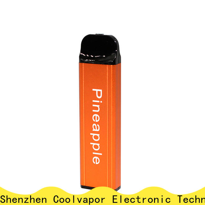 Coolvapor coolvapor coolvapor disposable pods manufacturers for quitters
