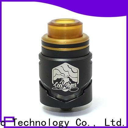 Coolvapor adjustable best rebuildable tank manufacturers for smokers