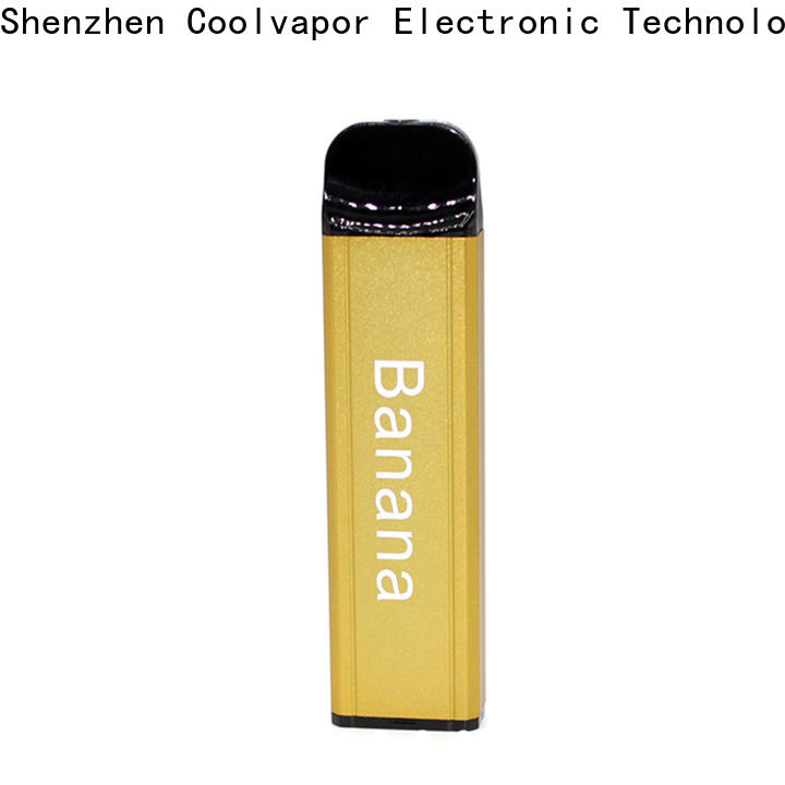 High-quality pod cig mixed supply for regular juice