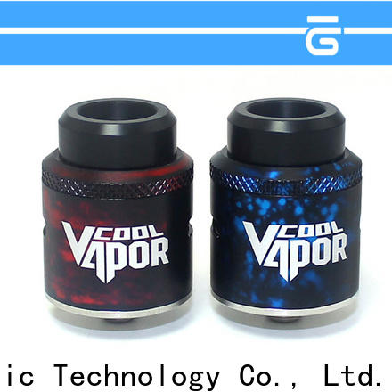 Coolvapor dome rda with big post holes manufacturers for regular juice