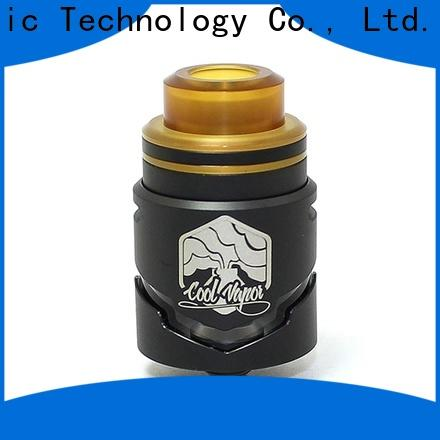 Coolvapor Best top airflow rda supply for quitters