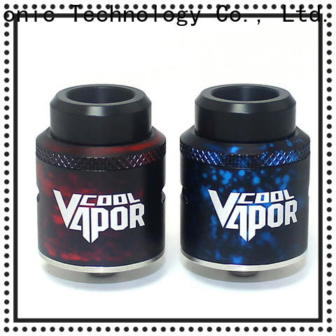 Coolvapor Best three coil rda factory for smokers