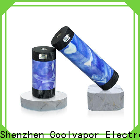 Coolvapor vapor gold vape mod manufacturers for smokers