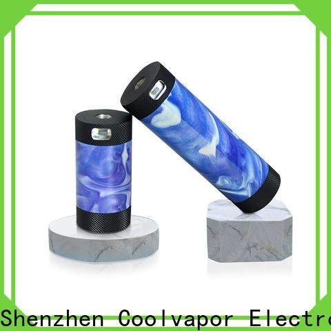 Coolvapor vapor gold vape mod manufacturers for smokers