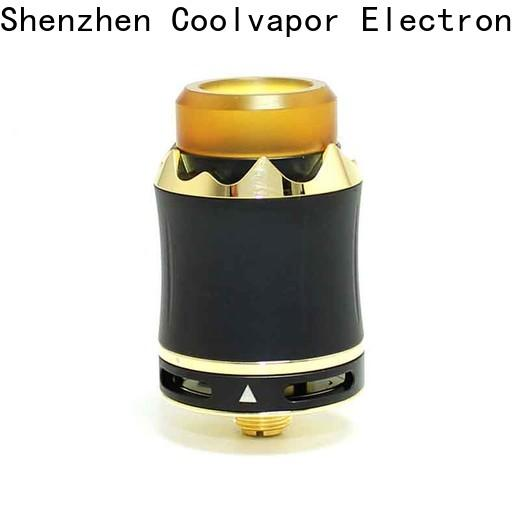 Top best rda coil build dual supply for smokers
