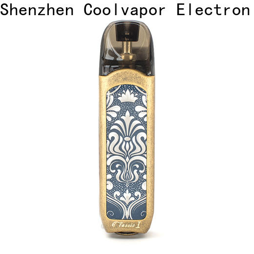 Coolvapor pod best pod mod company for smokers