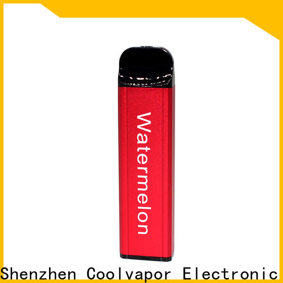 Coolvapor High-quality refillable vape pen manufacturers for quitters