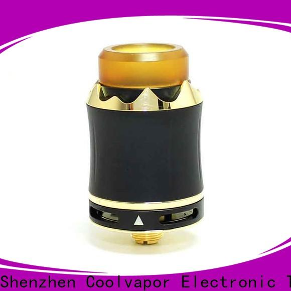 Coolvapor dual best rda for big coils manufacturers for smokers