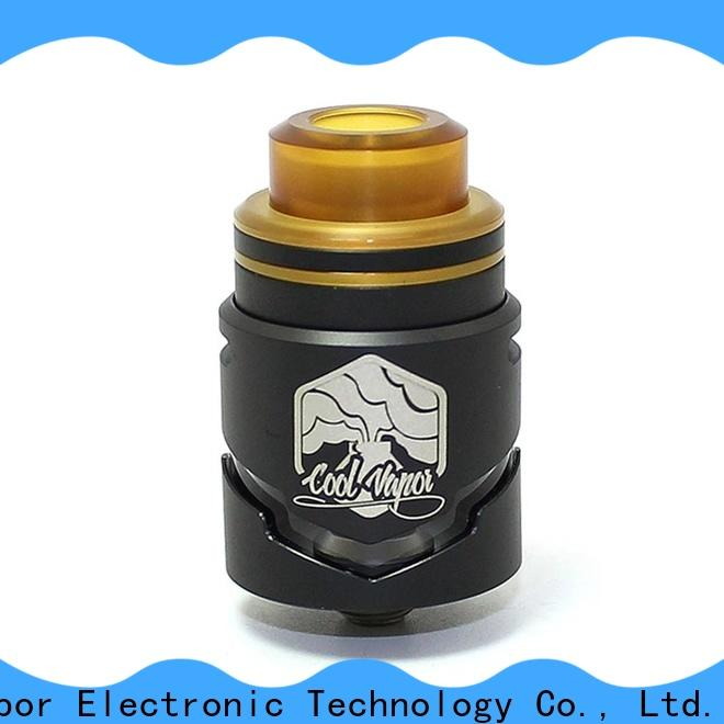 Coolvapor Custom best rta tank suppliers for smokers