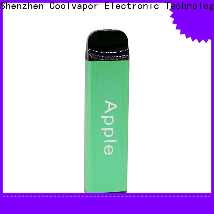 Coolvapor frais box pod manufacturers for quitters