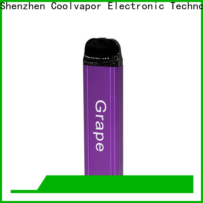 Coolvapor Top coolvapor disposable pods manufacturers for clouds