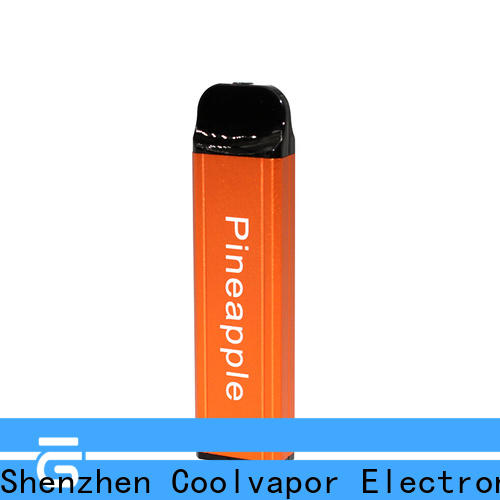 Coolvapor Best box pod company for quitters