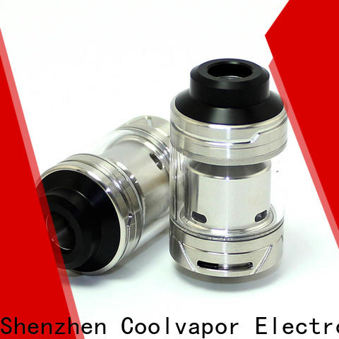 Wholesale authentic copper rda coolvapor factory for smokers