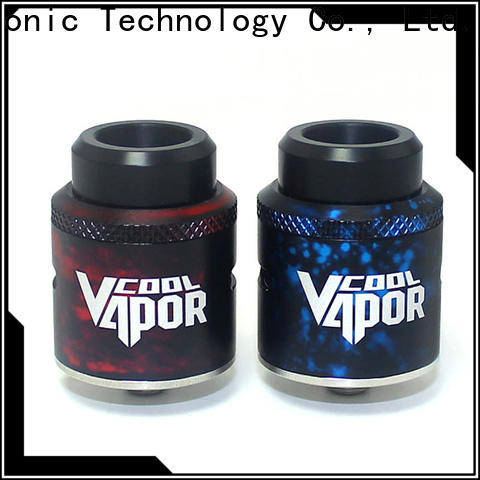Coolvapor Top 2 post rda 2020 company for flavor