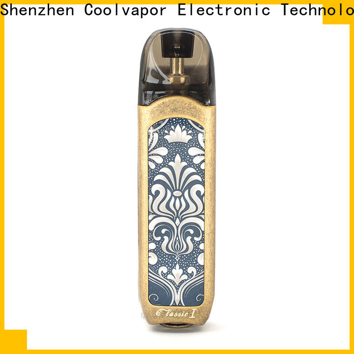 Coolvapor High-quality mint pods suppliers for flavor