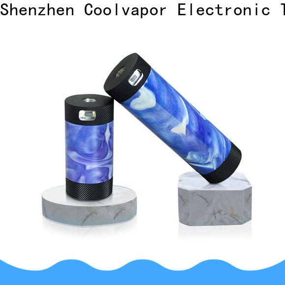 Coolvapor Latest black box mod supply for quitters
