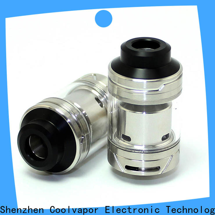 Coolvapor Wholesale competition rda 2020 manufacturers for flavor