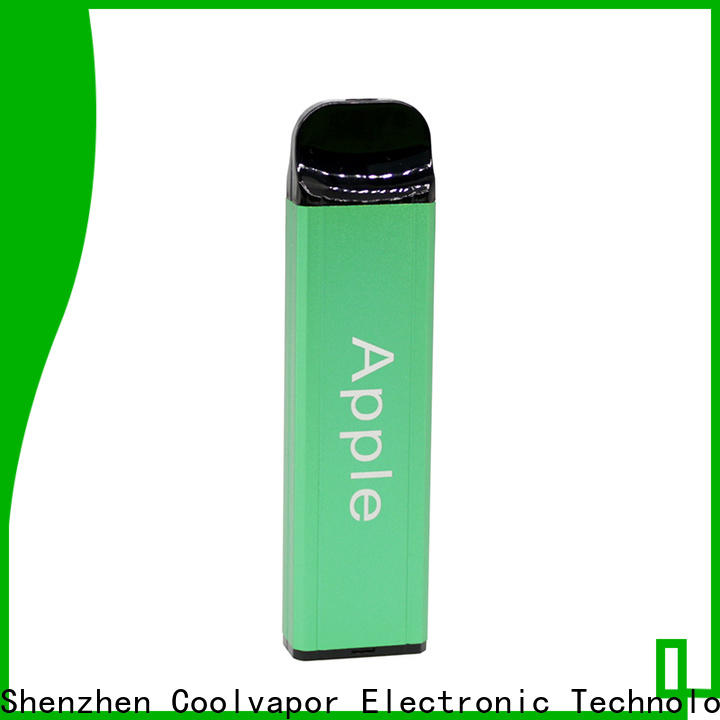 Coolvapor Top refillable vape pen suppliers for regular juice