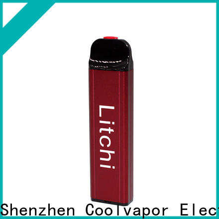 Coolvapor coolvapor disposable vape for business for quitters