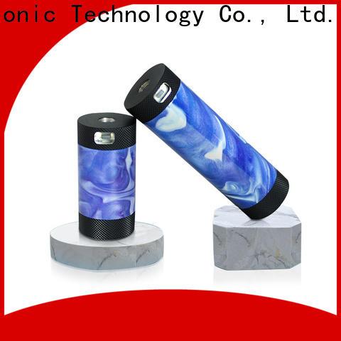 Coolvapor vapor single battery box mod supply for regular juice