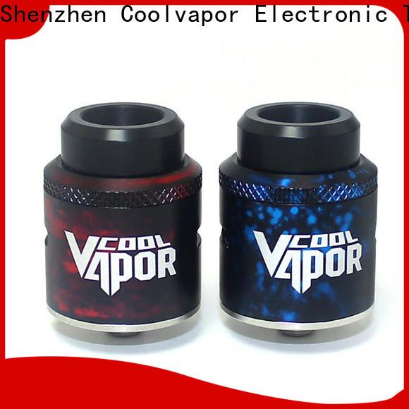 Coolvapor coil best new rda manufacturers for regular juice
