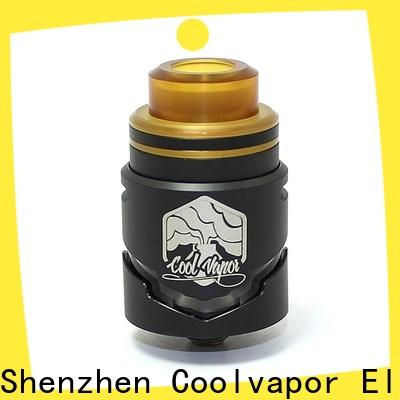 Wholesale RTA rebuildable tank atomizer coolvapor factory for flavor