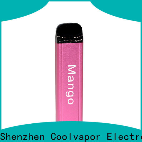 Custom pod cig coolvapor suppliers for flavor