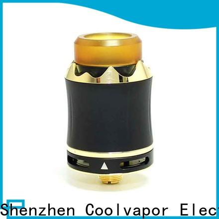 Coolvapor coil starter rda factory for quitters