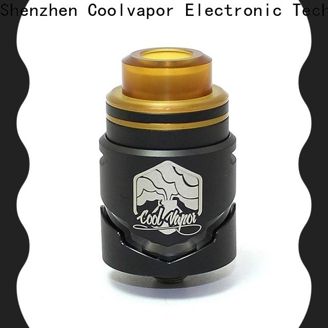Coolvapor clapton rta sub tank manufacturers for clouds