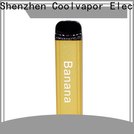 Coolvapor mixed pocket vape manufacturers for smokers