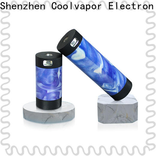 Coolvapor pod best cheap box mod for business for regular juice