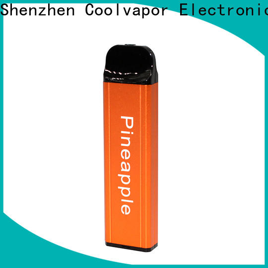 Coolvapor New Coolvapor pod for business for flavor
