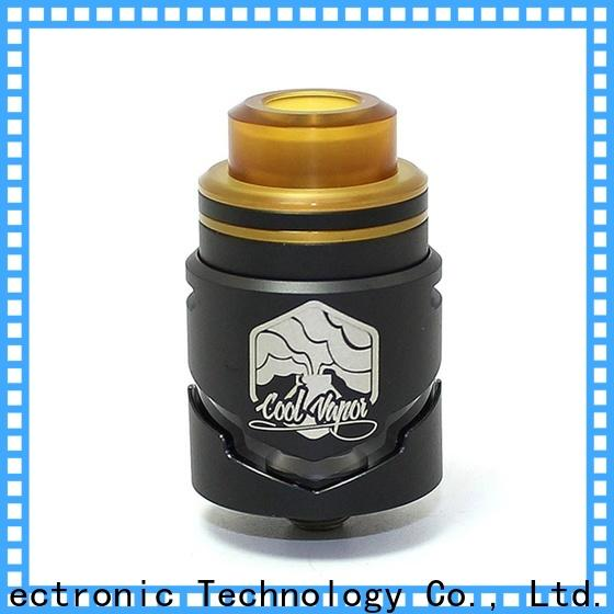 Custom vapor rta rdta supply for smokers