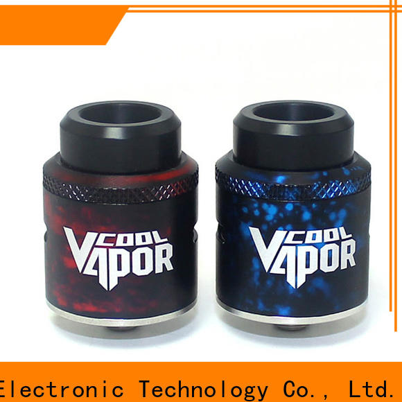 Coolvapor dome rda for mech mod manufacturers for regular juice