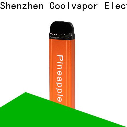 Coolvapor litchi coolvapor pod cig suppliers for clouds