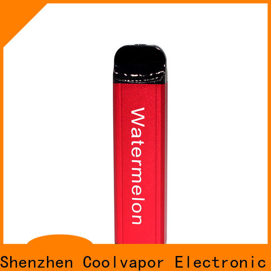 Coolvapor Wholesale coolvapor disposable pods for business for clouds