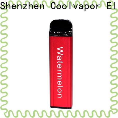 Coolvapor banana coolvapor disposable pods supply for flavor