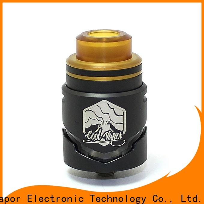 Coolvapor High-quality Coolvapor RTA vape factory for smokers