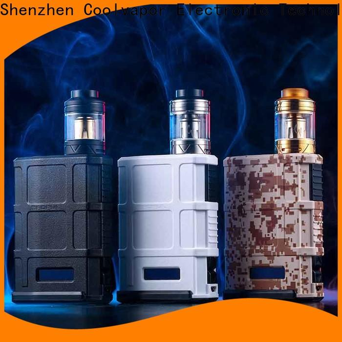 Coolvapor Wholesale mod box kit for business for flavor